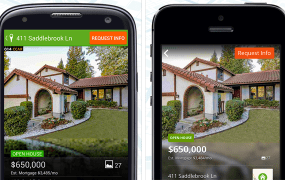 Trulia updated iPhone Android apps