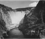 Boulder Dam, Colorado River, 1941