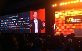 Andy Jassy AWS Summit SF 2014 Jordan Novet