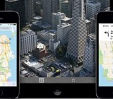 apple maps ios 7
