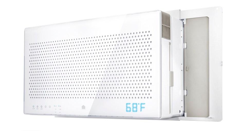 Quirky's Aros smart air conditioner