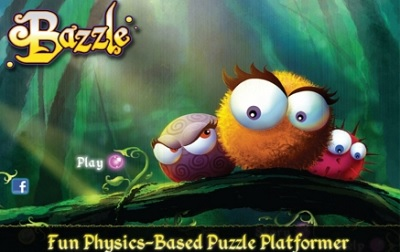Dhruva's original games include Bazzle