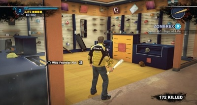 Dhruva made art for Dead Rising 2