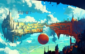 Counterplay hopes to approach famed sci-fi writers to help build Duelyst's story.