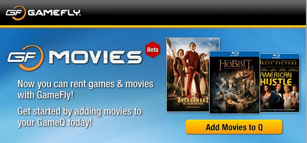 Gamefly movies