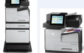 HP's Officejet Enterprise Color MFP X585