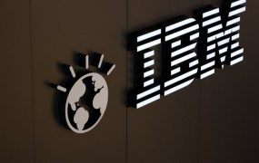 IBM logo Patrick Flickr