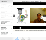 Coursera founder Andrew Ng demoes the new iPad app