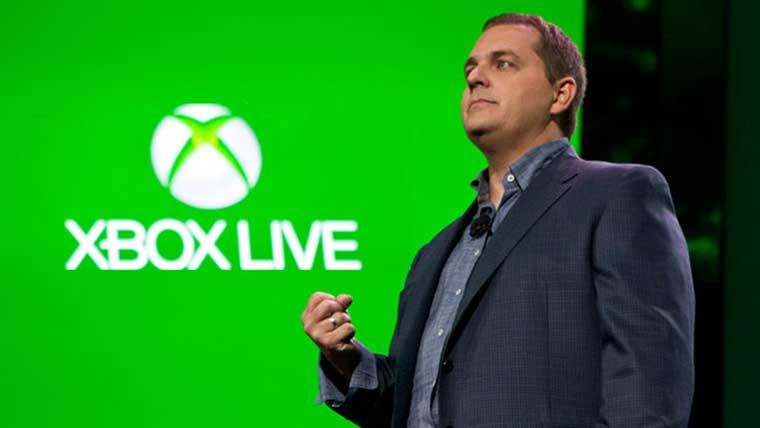 Former Xbox One chief architect Marc Whitten.