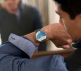 Motorola's Moto 360 Android smartwatch