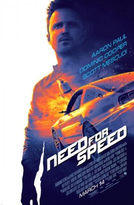 Need for Speed stars Aaron Paul