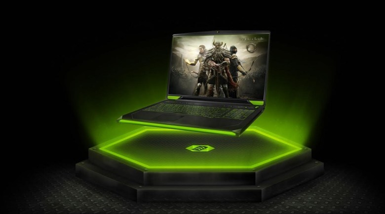 Laptop with Nvidia Maxwell-based graphics