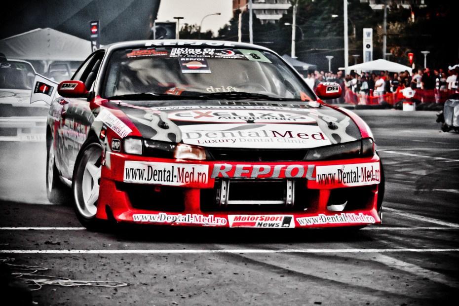 Racecar Cristi B Flickr