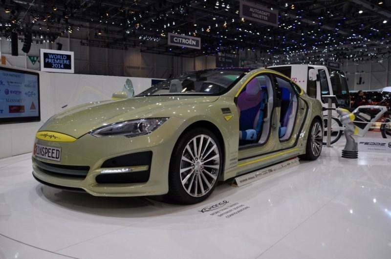 Rinspeed Tesla