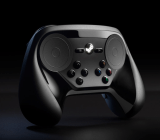 The current prototype for Valve's screen controller more closely resembles other modern game controllers than its predecessor.
