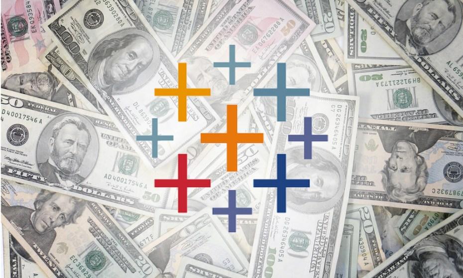 Tableau money