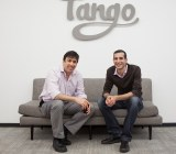 Uri Raz and Eric Setton of Tango