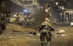 Titanfall for Xbox One.