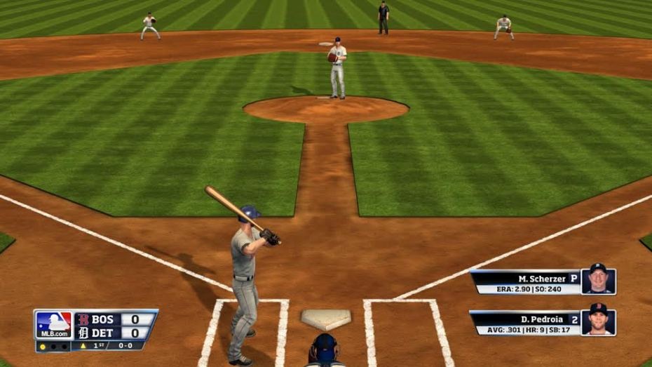 The game will put the 1-on-1 battle between player and pitcher front-and-center.