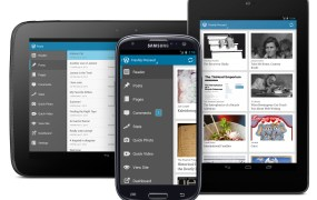 Wordpress on Android