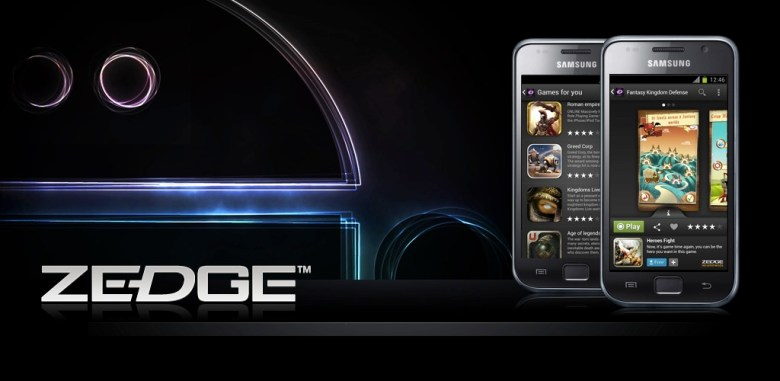 Zedge's games platform.