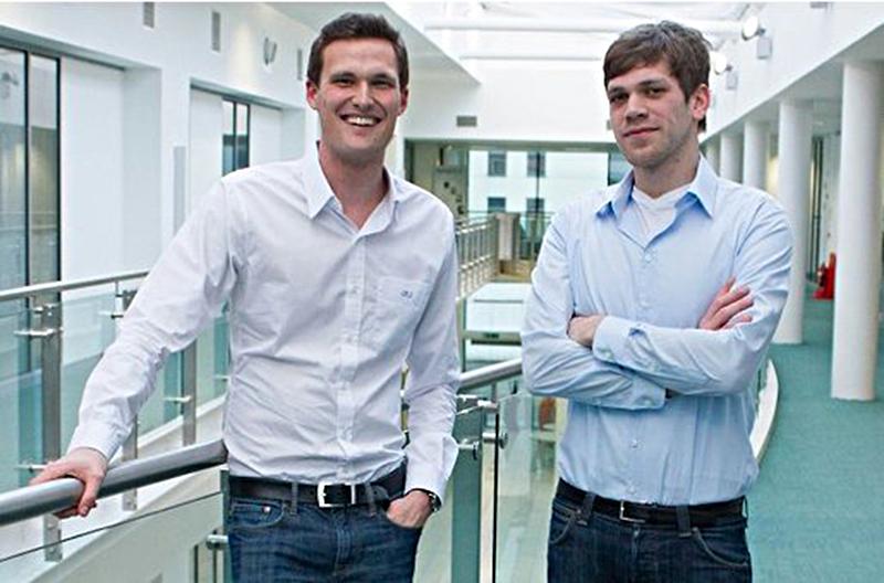 Zenmate's co-founders