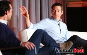 Twitter VP Alex Roetter at VentureBeat's Mobile Summit.