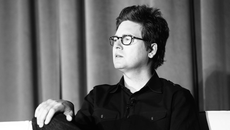 Biz Stone on stage at Mobile Summit 2014