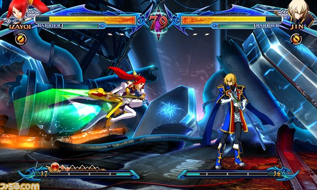BlazBlue: Chrono Phantasma