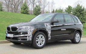 bmw electric suv