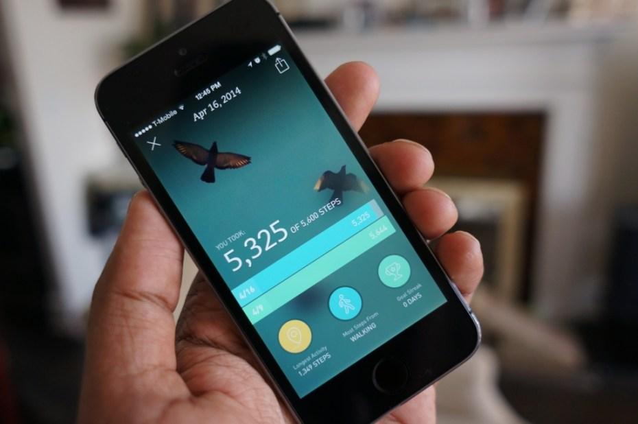 RunKeeper's new Breeze app