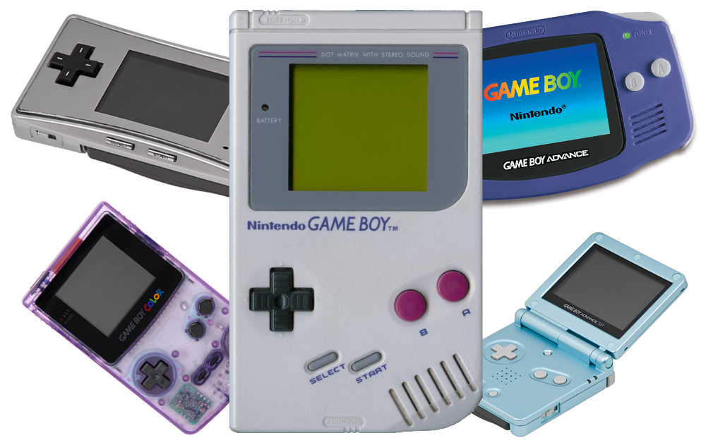 The Game Boy brand saw a lot of change since its debut in 1989.