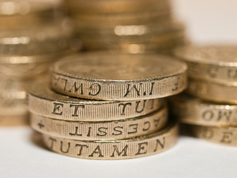 Gold coins William Warby Flickr