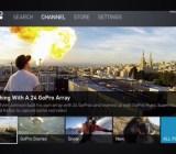 GoPro on Xbox 360.