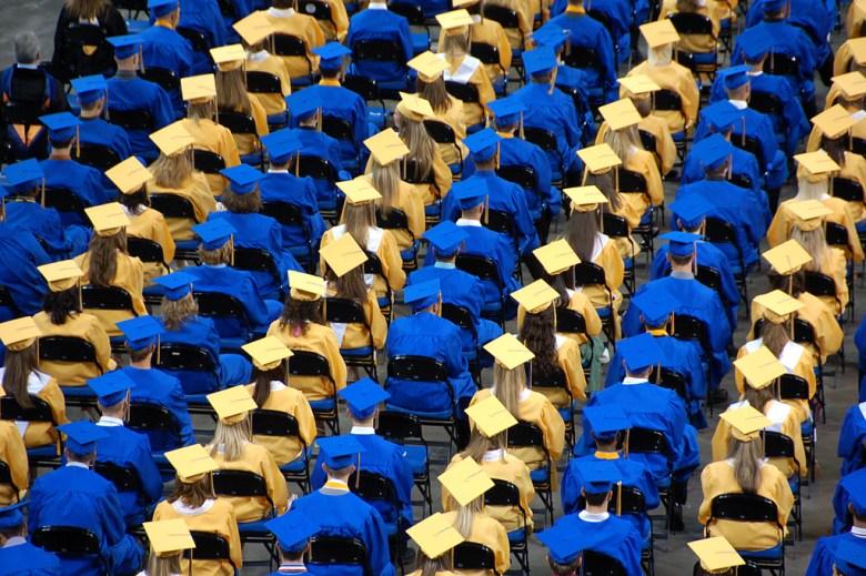 Graduates Dave Herholz Flickr