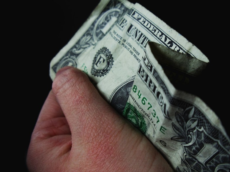 hand dollar Hometown Beauty Flickr