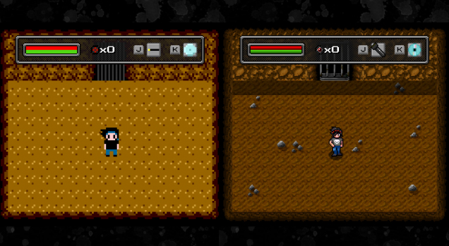 High Strangeness lets you switch between 8-bit and 16-bit modes.