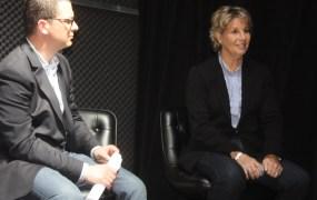Jordan Levin and Nancy Tellem