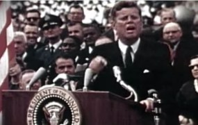 Kennedy's moon speech