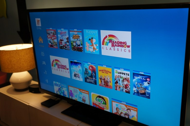 Freetime is a safe space for kids on the Fire TV