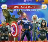 Marvel Puzzle Quest Series