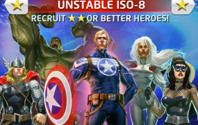 Marvel Puzzle Quest Series