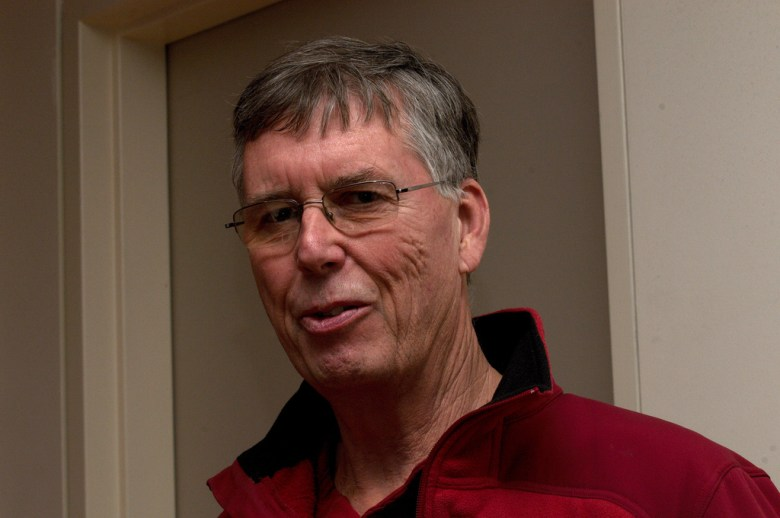 Michael Stonebraker.