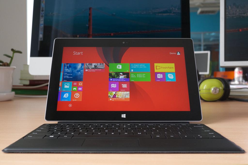 Microsoft Windows Surface 2 Karlis Dambrans Flickr