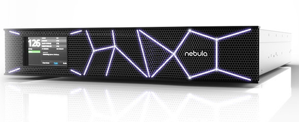 A rendering of Nebula hardware.