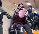 The Project Tango team testing the platform on SPHERE robots in zero-gravity