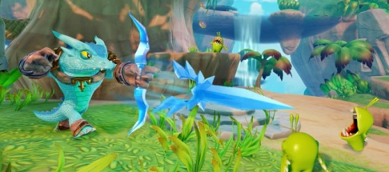 Skylanders Snap Shot attacks