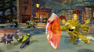 Skylanders trap shield