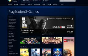 The Last of Us on the Sony Network Entertainment store.