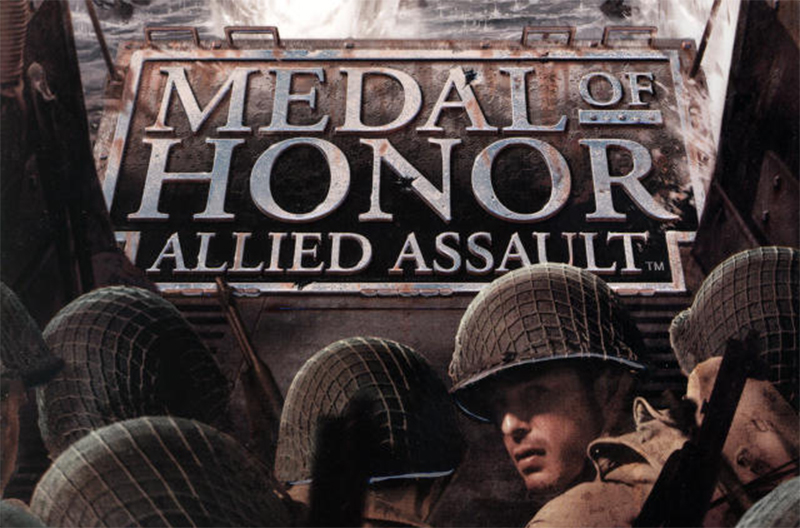 Medal of Honor: Allied Assault was a popular shooter for its time.